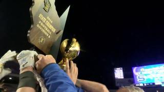 Fondy Springs honors teammate that died