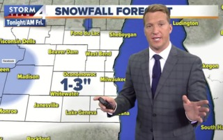 More snow coming Friday night