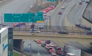 Sheriff: Road rage shooting led to I-43 closure