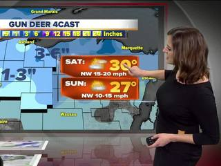 Geeking Out: More snow on the way