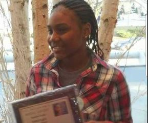 Girl killed in her home penned message of peace