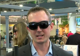 App helps visually impaired travelers