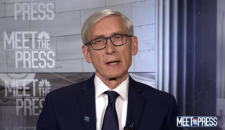 Evers appears on NBC's 'Meet the Press'