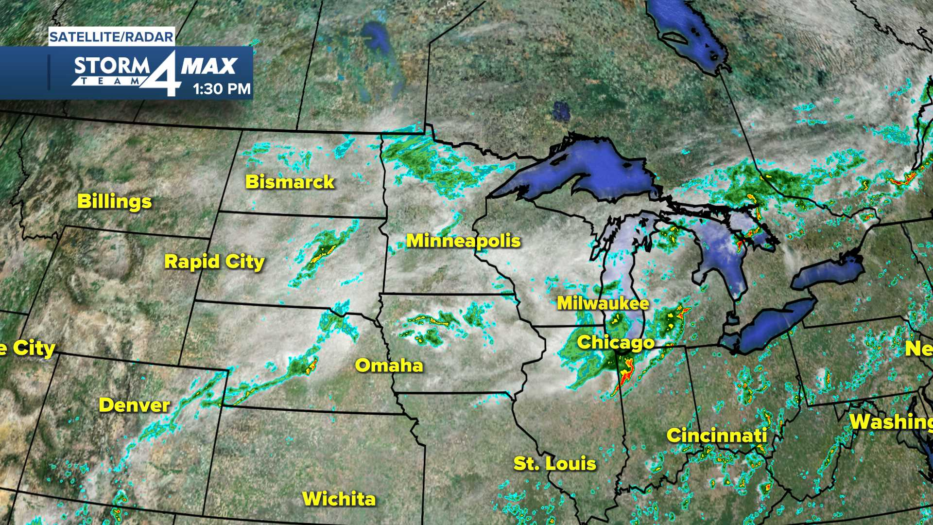 Weather| Today's TMJ4